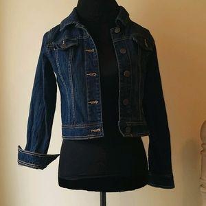 Girls Jean Jacket Size 10/12